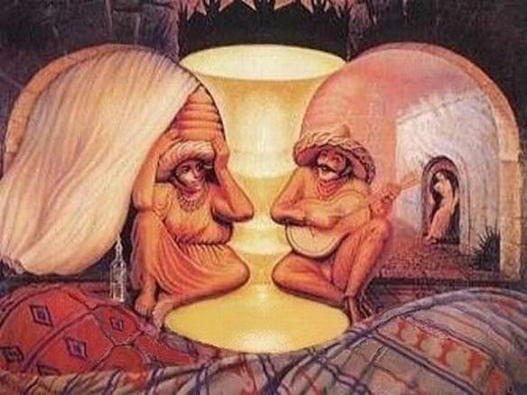 Dali double optical_illusions