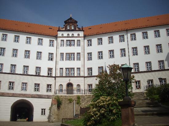 Colditz Castle.