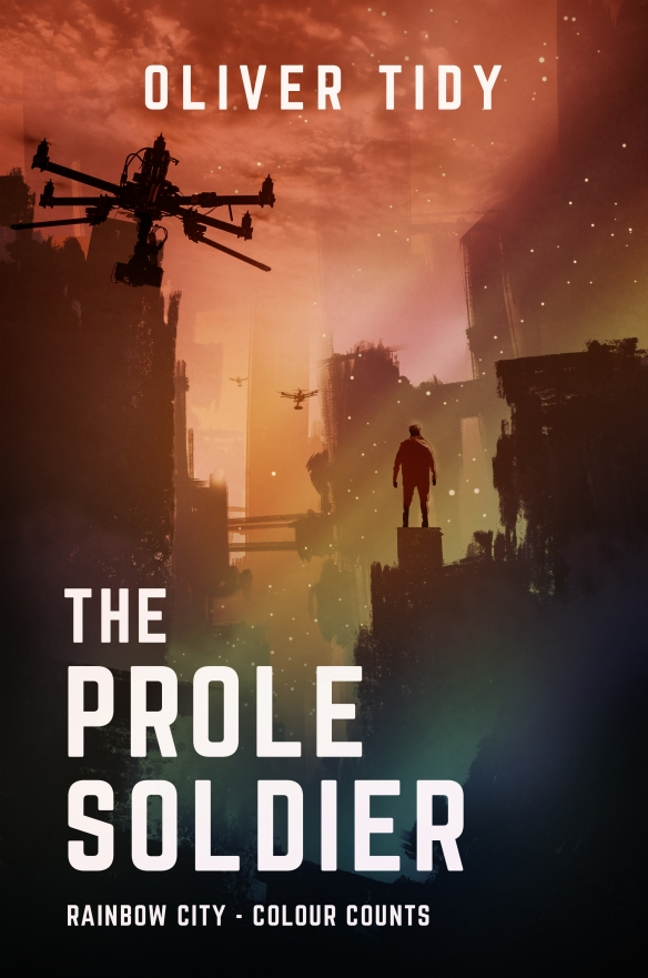 The Prole Soldier (Large)