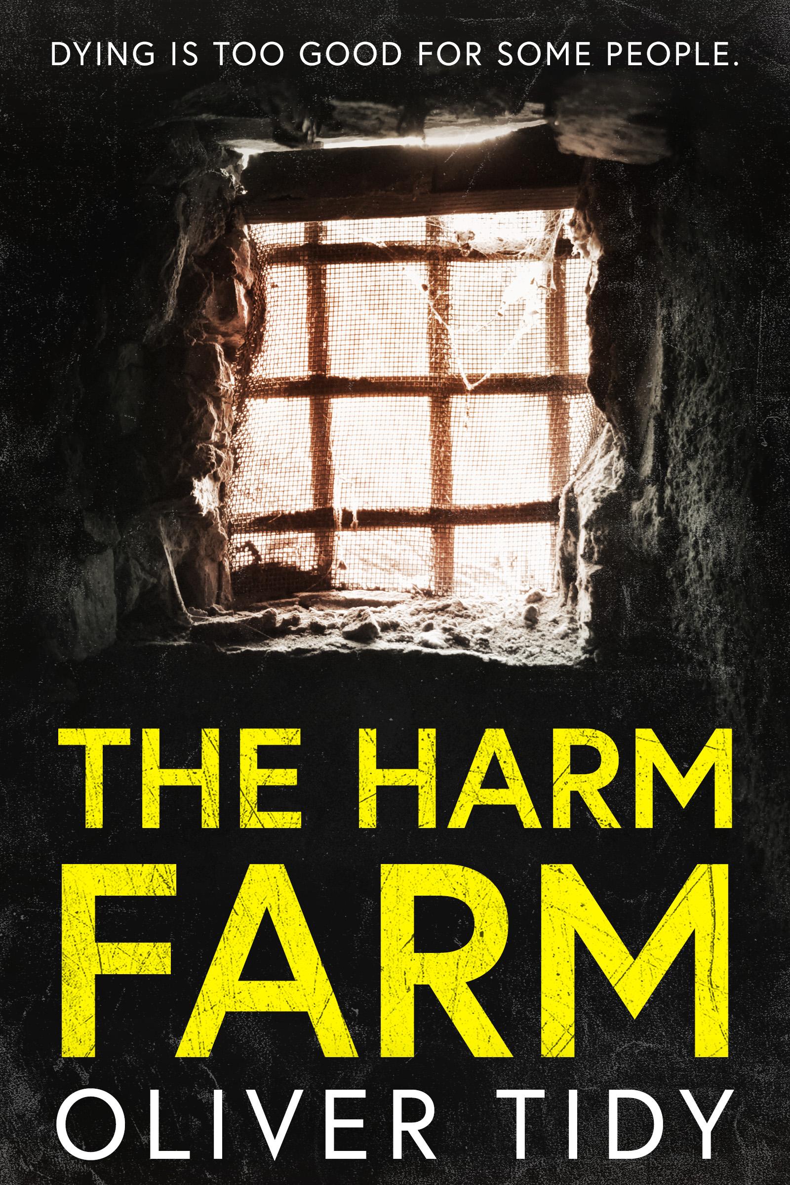 THE HARM FARM EBOOK COVER
